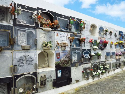 Cementerio von Frontera