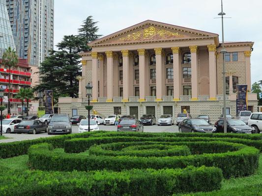 Theater an der Rustaveli Ave