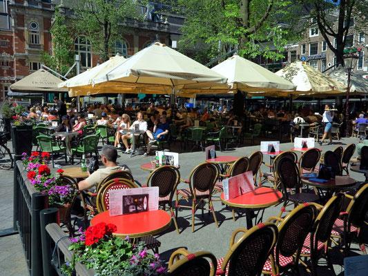 Cafe De Waard, Leidseplein 14