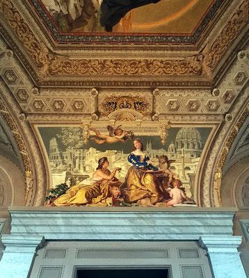 Deckengemälde, Galleria delle carte geografiche (?)