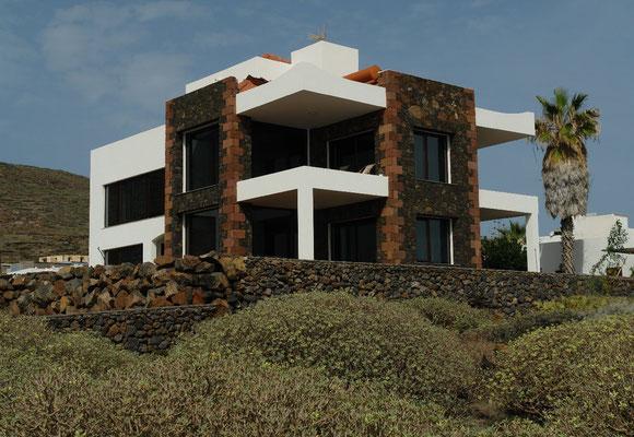 Modernes Ferienhaus in La Caleta