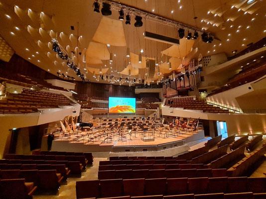Berliner Philharmonie, Großer Saal