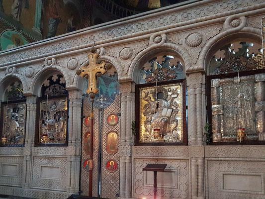 Sioni-Kathedrale, Ikonostase