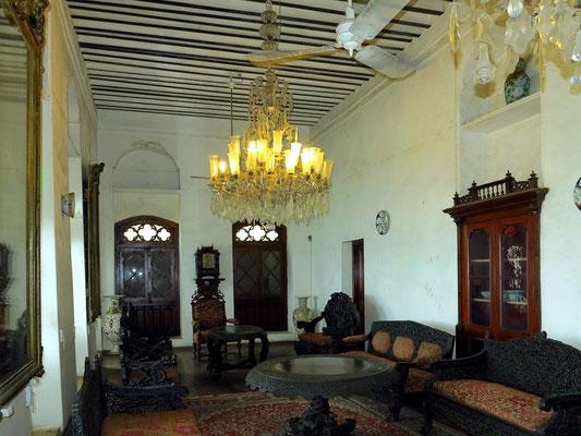 Beit-el-Sahel, ehemaliger Sultanspalast, heute The Palace Museum