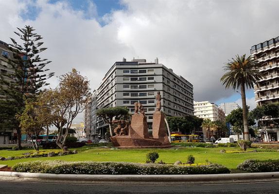 Las Palmas, Plaza de España