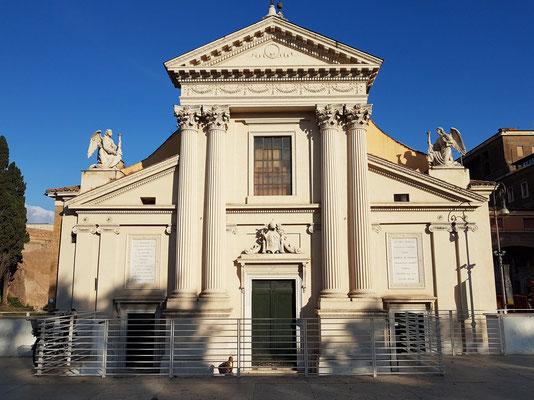 Chiesa di S. Rocco all'Augusteo