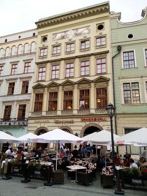 Restauracja Wierzynek, polnisches Restaurant seit 1364