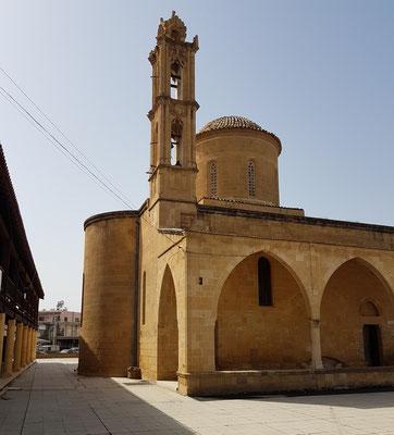 Kirche Agios Mamas