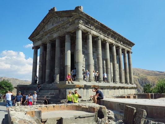 Römisch-hellenistischer Tempel