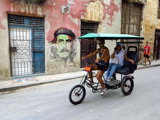 Fahrrad-Taxi