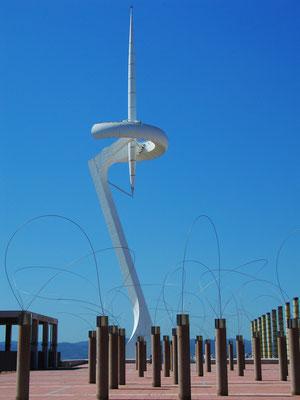 Santiago Calatrava, Montjuic