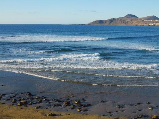 Las Palmas, Playa de Las Canteras