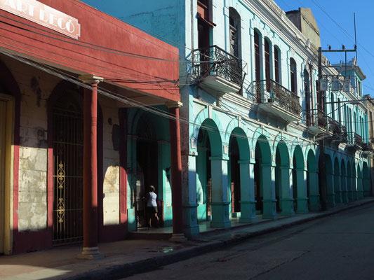 Calle Francisco Vicente Aguilera