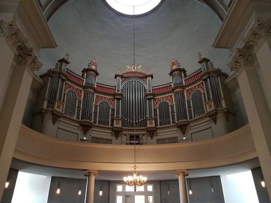 Dom von Helsinki, Orgel