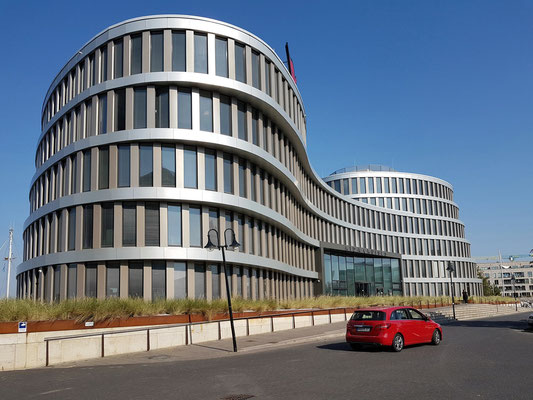 Hauptverwaltung der AIDA Cruises – Branch of Costa Crociere in Rostock