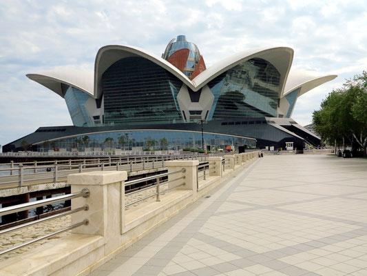 Einkaufszentrum Caspian Waterfront Mall