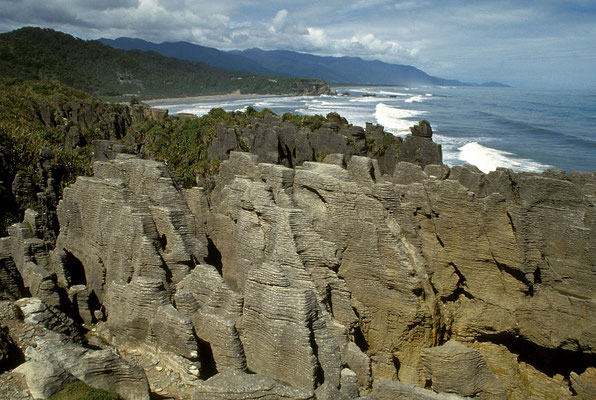 NZ Pancake Rocks