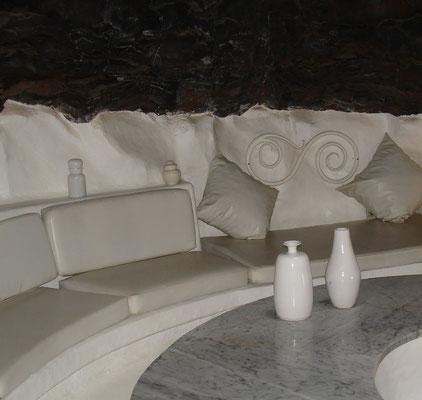 Fundación César Manrique, Weiße Grotte