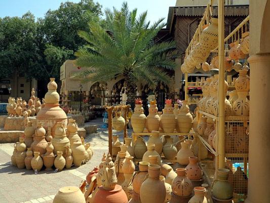 Töpfermarkt von Nizwa