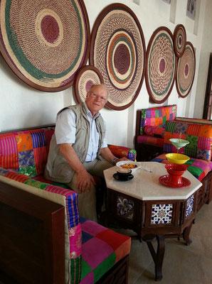 Coffee-Shop im Haus von Sheikh Saeed & Al-Maktoum