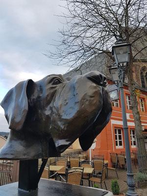 Ausstellungen von Tierplastiken in Saarburg (bis Oktober 2017)