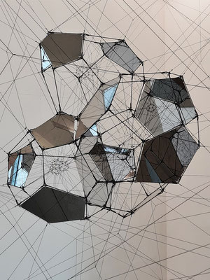 Tomás Saraceno: Sundial for Spatial Echoes, 2019