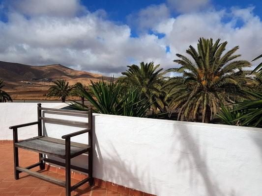 Antigua, auf dem Dach des Museo del Queso Majorero