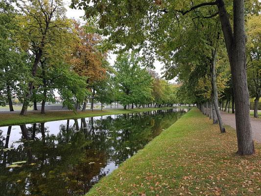 Kanal an der Burgseestraße
