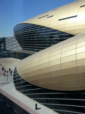 Metro-Station Burj Khalifa/Dubai Mall