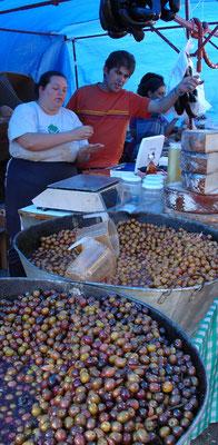 Santa Lucia, Fiesta am 13. Dezember 2005