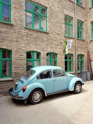 VW-Käfer der 1960er Jahre