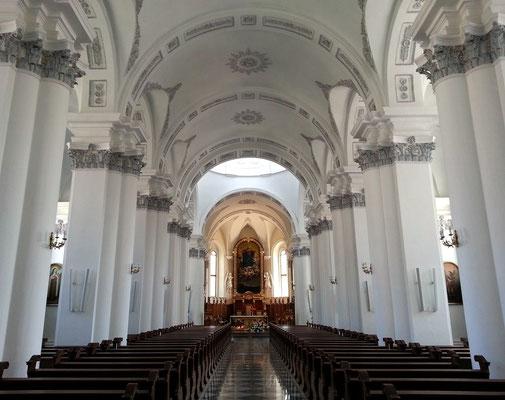 Römisch-Katholische Kirche (Mariä Verkündigung), Ekaterinskaya Street