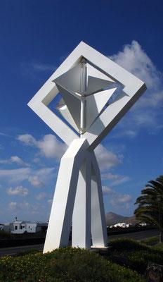 Fundación César Manrique, Windspiel