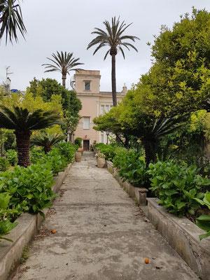Wanderung von Procida nach Marina Chiaiolella