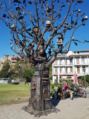 Kunst-Baum im Rike Park