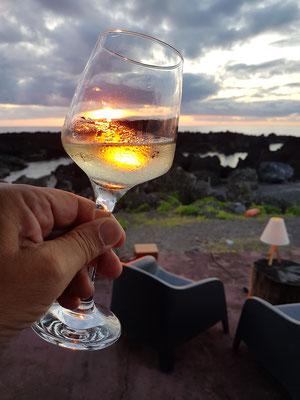Ein trockener Weißwein aus Portugal