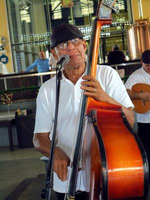 Musik in der neuen Brauerei am Hafen