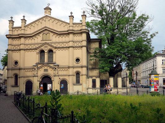 Tempel-Synagoge, Miodowa 24