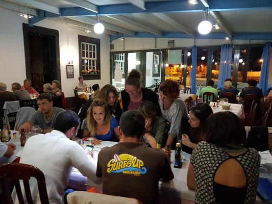 Restaurante Clube Naval de Velas