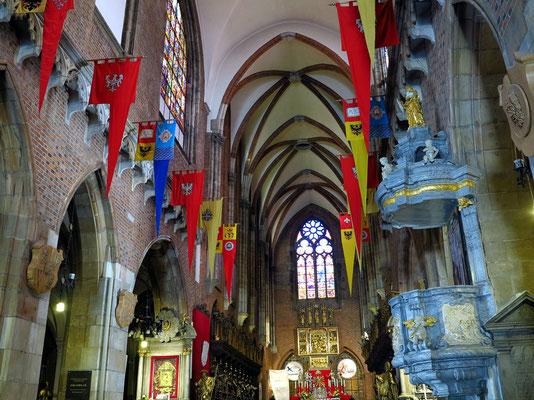 Inneres der Domkirche