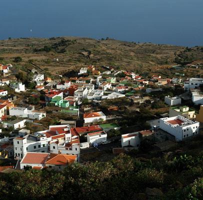 Blick vom Mirador de Tanajara auf El Pinar