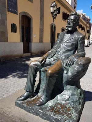 Denkmal Angel Guimerá y Jorge