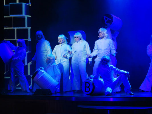 Show: Gimme, Gimme, Gimme - ABBA Reloaded, Theatrium, 21:00 Uhr