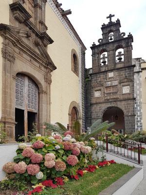 Iglesia de San Agustin, Kirche und ehemaliges Kloster, 1671 - 1694