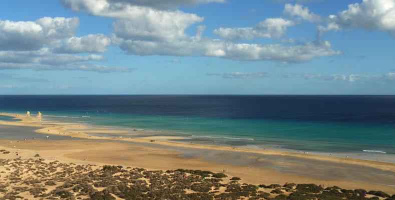 Playas de Sotavento de Jandía