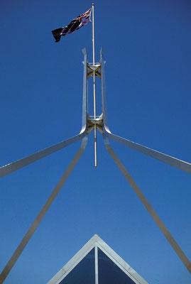 AUS Canberra Parlament