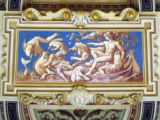 Semperoper, Gemälde