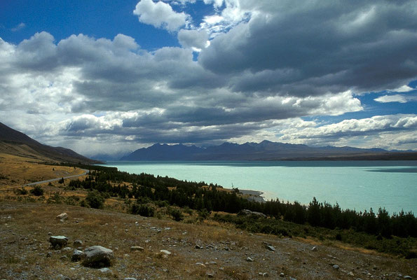 NZ Lake Pukaki