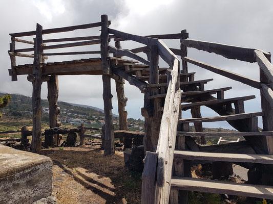 Mirador de Tanajara in Taibique
