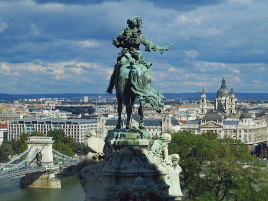 Denkmal für Prinz Eugen von Savoyen